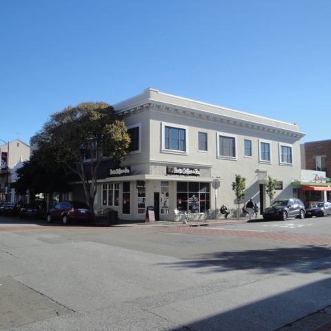 1229 Burlingame Ave – Mixed Use Building