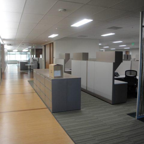 Building 4100 – Interior Renovations