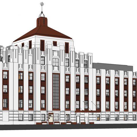 Hoover Pavilion – Historical Renovation